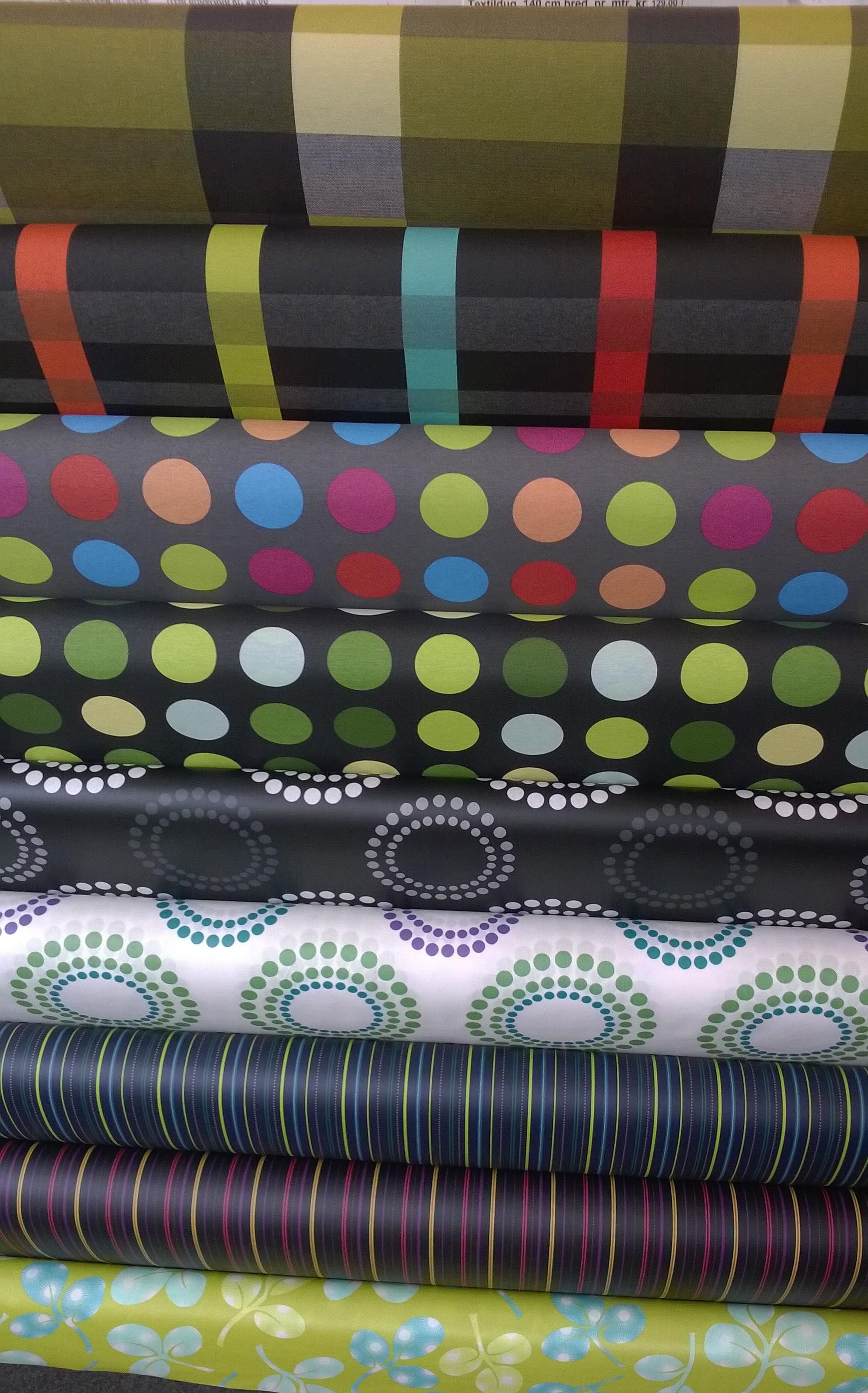Textil- og voksdug