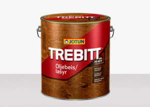 Træbeskyttelse fra Jotun