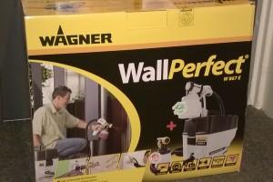 Malersprøjte, Wagner
