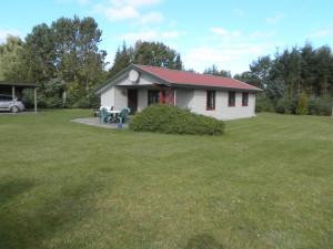 Sommerhus før billede .